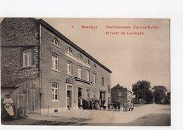 4 - BEAUFAYS - Etablissement FISENNE-RAHIER Et Route De Louveigné - Chaudfontaine