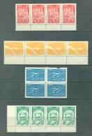 PANAMA  - MNH/**- 1962 - MERCURY JOHN GLENN - Mi 633-636  - Lot 20732 - 31c GRATIS -IN BLOC OF 4 - Panama