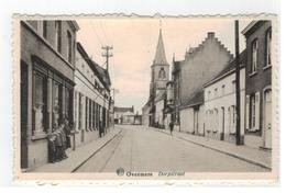 Overmere  Dorpstraat - Berlare