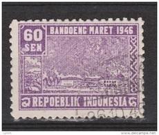 Indonesia Indonesie JAVA And MADOERA 35 Used ; Japanese Occupation Japanse Bezetting Netherlands Indies Nederlands Indie - Indonesia