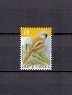 4858 Buzin Baardmannetje (RP) Postfris** 2019 - 1985-.. Vögel (Buzin)