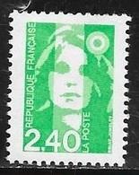 TIMBRE N° 2820  -    MARIANNE DU BICENTENAIRE    -  NEUF  -  1993 - France