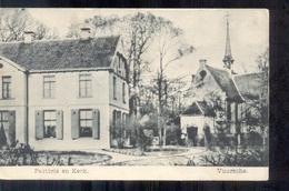 Vuursche - Pastorie - Kerk - 1905 - Baarn - Altri