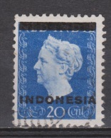 Netherlands Indies Nr 352 Indonesie Nr 2 Used ; Hulpuitgifte 1948 FIRST STAMPS OF INDONESIA, LOOK FOR MORE !! - Indonesien