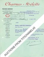 GEMBLOUX 1929 - CHARRUES MELOTTE - Fabrication De Machines Agricoles - Spécialités : Charrues En Acier - Belgique