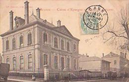 Loire        264        Roanne.Caisse D'épargne Et école De Garçons - Roanne