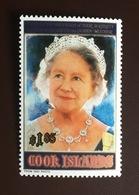 Cook Islands 1990 Queen Mother MNH - Islas Cook