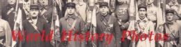 Photo Ancienne - PARIS - Portrait D' Officier , Drapeau & Médaille - 11 Nov 1928 - 20e 23e 37e 110e 158e Régiment - Guerre, Militaire
