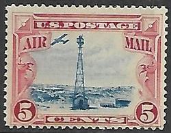 US  1928  Sc#C11  5c Airmail  MNH  2016 Scott Value $9.50 - Air Mail