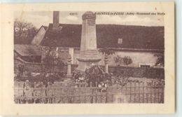 36208 - BAGNEUX LA FOSSE - MONUMENT AUX MORTS - Frankreich