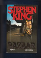 """"" BAZAAR  """" -- 1992  -- """" Stephen KING """" --  Edit. Albin Michel .....Edit  Originale......... - Fantastic"