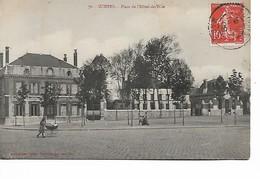 SUIPPES - Place E L'Hotel De Ville - France