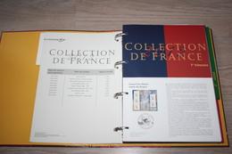 COLLECTION DE FRANCE 3 ANS DE TIMBRE De 2012 A 2014 - Zonder Classificatie