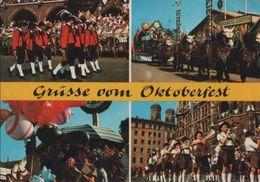 München - Grüsse Vom Oktoberfest - 1974 - Muenchen