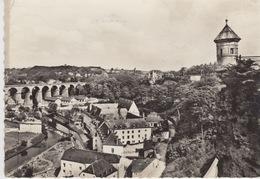PAESI BASSI - LUXEMBOURG - FAOBOURG DU PFAFFENTHAL- VIAGGIATA 1961 - Lussemburgo - Città