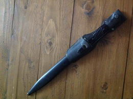 Belle 98k Mauser.Clemen & Jung - Armes Blanches