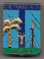 28e Rt De Transmissions - Cie RITA - Daguet - Insigne Fraisse - Armée De Terre