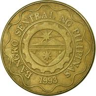 Monnaie, Philippines, 5 Piso, 1998, TTB, Nickel-brass, KM:272 - Philippines