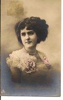 L60b189 - Heureuse  Année -  Jeune Femme , Buste - PR N°3514.3 - Nouvel An