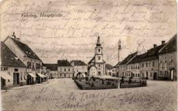 Fehring, Hauptplatz * 28. 8. 1924 - Fehring