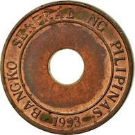 Monnaie, Philippines, 5 Sentimos, 2002, TTB, Copper Plated Steel, KM:268 - Philippines
