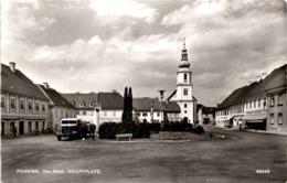 Fehring, Ost-Steiermark - Hauptplatz (49545) * 1964 - Fehring