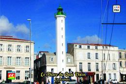 Set 6 Cartes Postales, Phares, Lighthouses Of Europe, France, La Rochelle, Le Phare Du Quai Valin - Leuchttürme