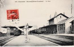 CHARENTE  ROUMAZIERES-LOUBERT      LA GARE - Andere Gemeenten