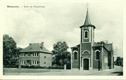 Molenstede - Kerk En Omgeving - Diest