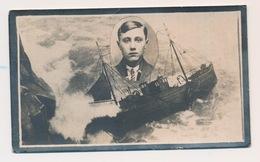 SCHEEPSRAMP 1937  0322 VIERGE MARIE - ALBERTUS EASTON - BROCKLEY 1916 - RAMP 11 JANUARI 1937  - 2 SCANS - Obituary Notices