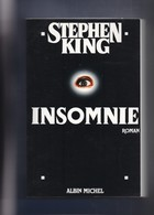 """"" INSOMNIE  """" -- 1995  -- """" Stephen KING """" --  Edit. Albin Michel .....Edit  Originale......... - Fantastic"