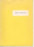 Brochure - Oedelem Wetenswaardigheden - Gemeenteschool , Klooster , Testje Branden Ca 1975 - Oude Documenten