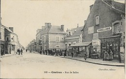 Contres Rue Des Selles - Contres