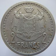 Monaco 2 Francs 1943 XF - Mónaco