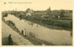 Helkijn - Helchin - Vue De L'Escaut Du Haut Du Pont - Schelde - Espierres-Helchin - Spiere-Helkijn