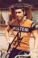 4913 Photo Cyclisme Alain Kaye Dédicacée - Radsport