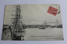 Nantes - Le Port Au Quai Ernest Renaud - 1907 - Nantes