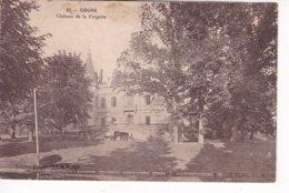 L120C_405 - Cours - 51 Château De La Fargette - Cours-la-Ville