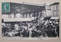 60 COMPIEGNE  Le Marché - Compiegne
