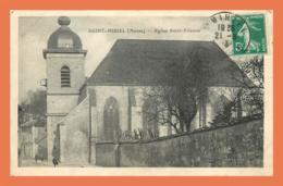 A511 / 047 55 - SAINT MIHIEL Eglise Saint Etienne - Francia