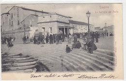 Livorno - La Barriera Del Porto - 1901         (A-144-190601) - Livorno