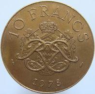 Monaco 10 Francs 1978 XF - Monaco