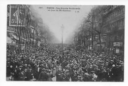 PARIS  Les Grands Boulevards Un Jour De Mi-Carême - Arrondissement: 18