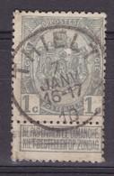 N° 81  Défauts THIELT - 1893-1907 Coat Of Arms