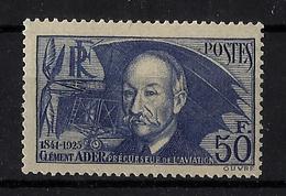 FRANCIA * 398 En Nuevo Con Charnela. Catalogo 110 € - Unused Stamps