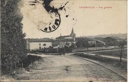 THIERVILLE Vue Générale - Other Municipalities