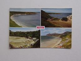 NEFYN Llyn WALES Pays-de-Galle Oblitération 1966 - Autres