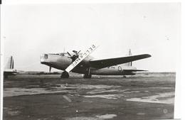 PHOTO AVION VICKERS WELLINGHTON JA416   17X11CM - Aviation