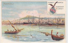 Fernet Branca - Cart.pubbl. - Litho Di Napoli      (A-144-190601) - Advertising