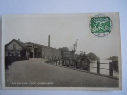 Nederland Sas Van Gent Coop Suikerfabriek Gelopen 1936 Uitgave G. De Pauw-Everaert - Sas Van Gent